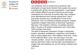 RH Yelp Review
